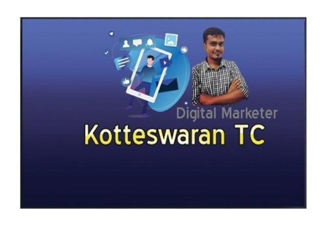 Kotteeswaran t c