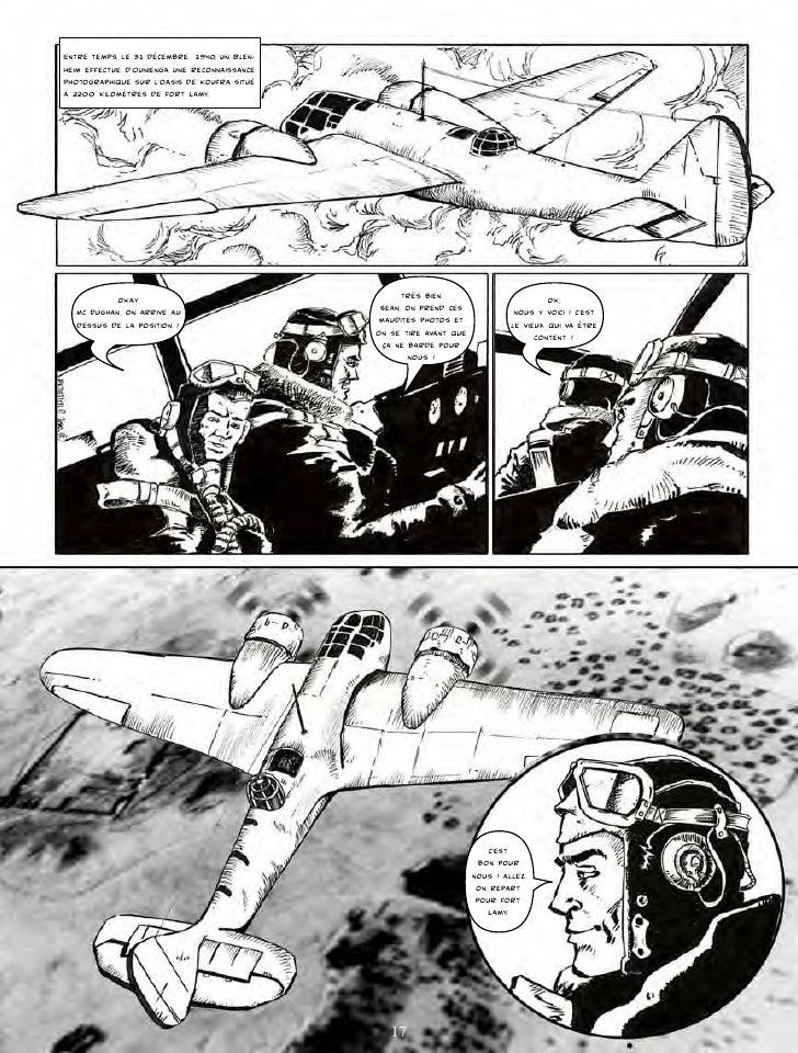 bien sûr, à fort Lamy, le colonel Leclerc ne reste pas inactif. Il   veut absolument Koufra dont l'importance est reconnue...
