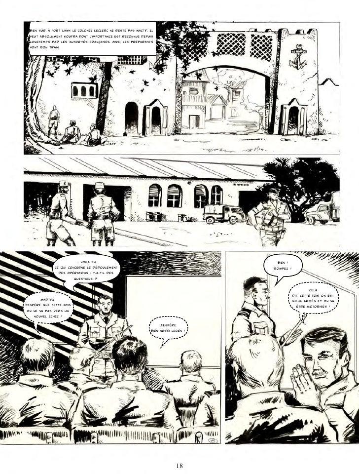 Le 16 février 1941 nous faisons route vers koufra après                                                                   ...