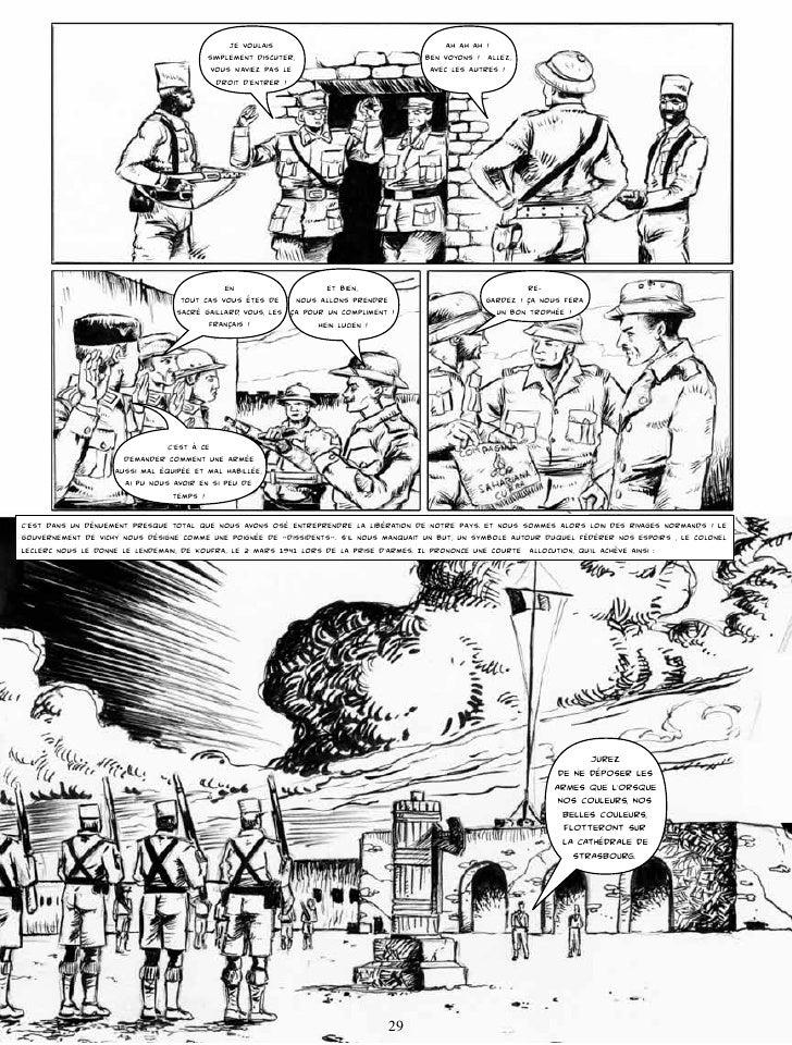 en février 42, raymond et moi intégrons le groupement du commandant hous. Objectif :   la prise d'El Gatroum              ...