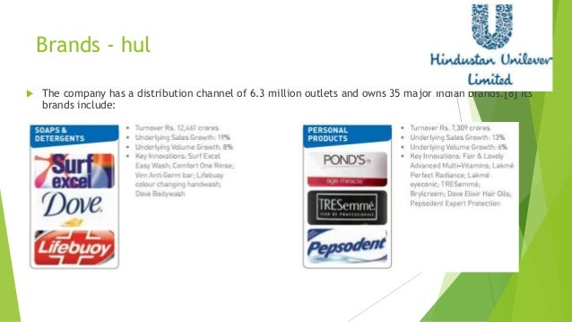 hul strategies Marketing mix of hul (hindustan unilever) analyses the brand/company which covers 4ps (product, price, place, promotion) hul marketing mix explains the business.