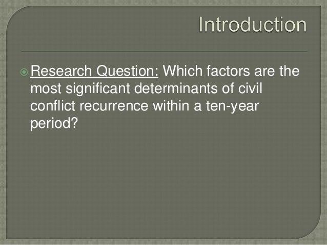 factors of the civil war Historical analysis of economy in causes of the civil war causes of the civil war through the lens of economy.