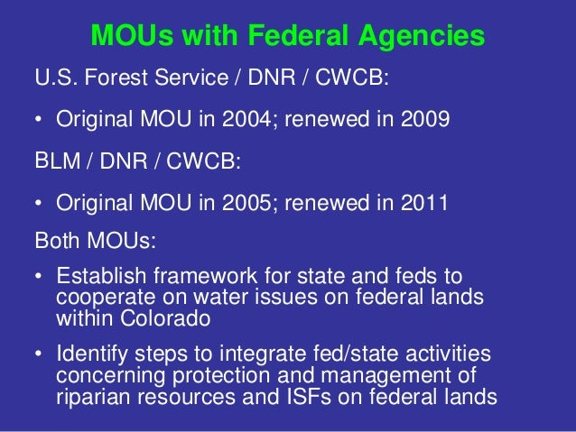 Colorado's and other States' Tools for Protecting Instream Flows - Te…