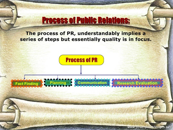 Different Tools of Public Relations Slide 3