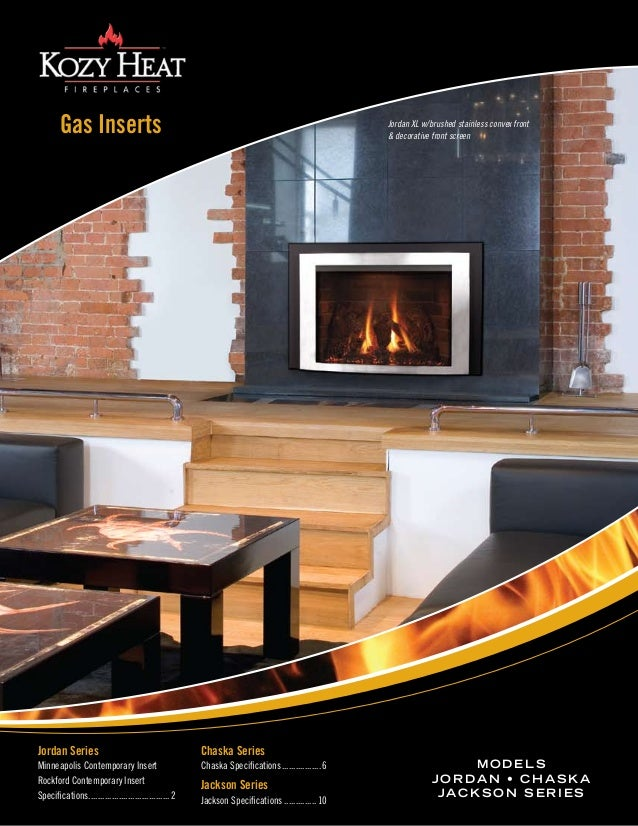 Peachy Kozy Heat Gas Inserts Alpine Fireplaces Complete Home Design Collection Barbaintelli Responsecom