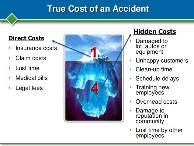 Root Cause Analysis And Accident Investigation