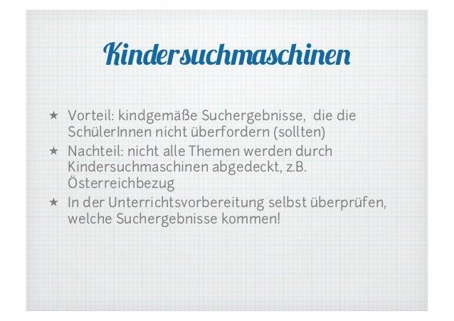 02  Kindersuchmaschinen Kinderseiten Slide 2