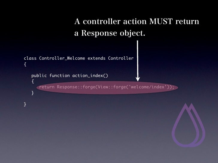 http://localhost/blog/public/hello/phpclass Controller_Welcome extends Controller{ public function action_hello() {     ...