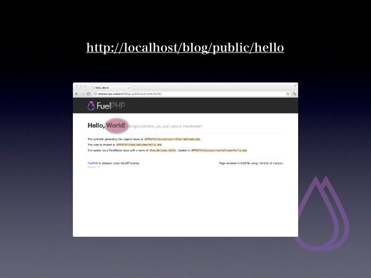 "http://localhost/blog/public/hello/php<body> <div id=""header"">  <div class=""row"">   <div id=""logo""></div>  </div>..."