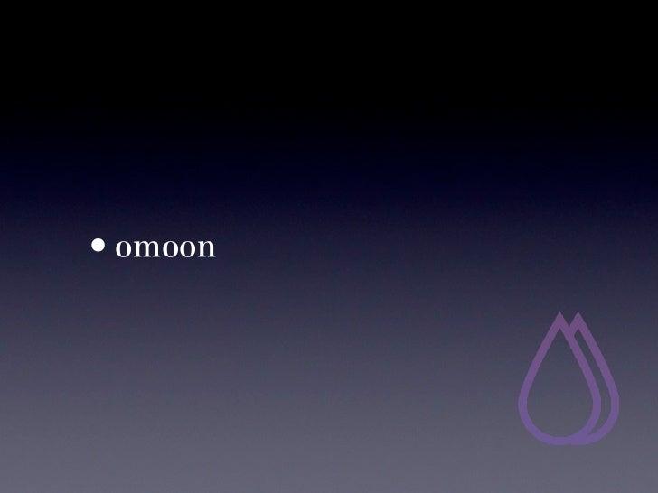 •omoon