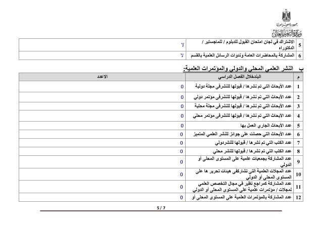 Kpi نموذج استمارة تقييم الاداء