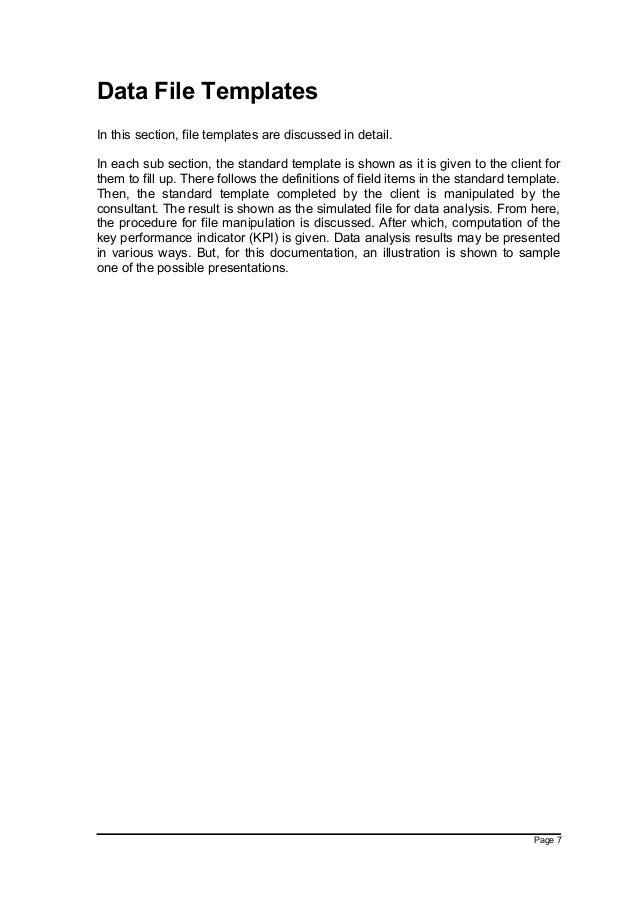 Kpi handbook implementation on bizforce one