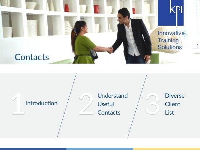 KPI Training - JBN presentation  Slide 2