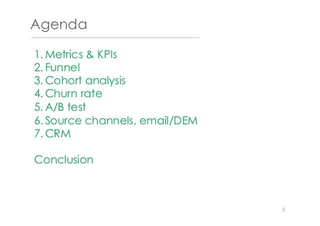 KPIs & Metrics - Innlab TN 2013 Slide 3