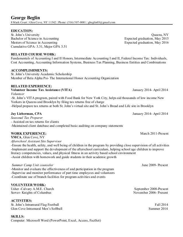 Kpmg resume