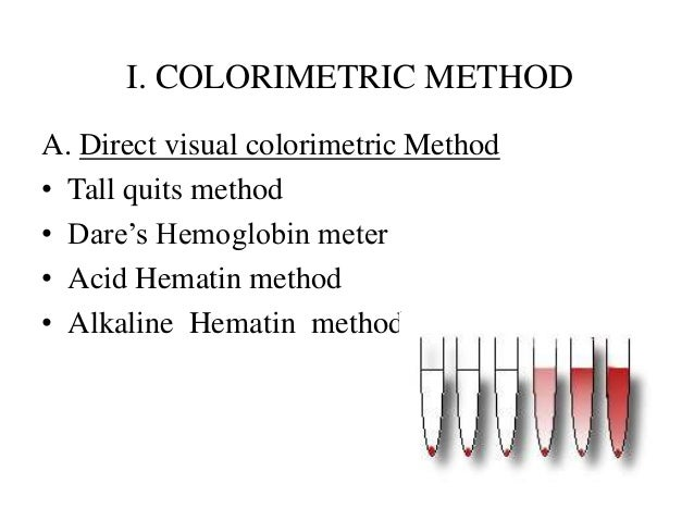 colorimetric estimation method Abstract a convenient colorimetric assay method for the determination of vitamin  b12 content in pharmaceutical preparations has been developed.