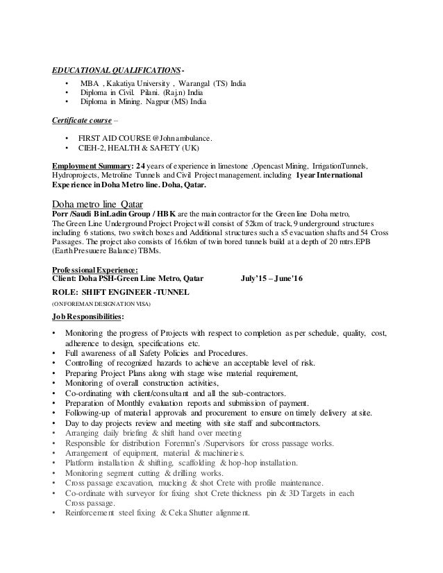 tutoring on a resumes