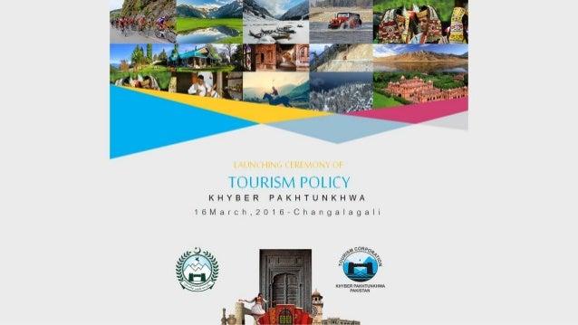 Kp tourism policy 2015 pakistan pdf