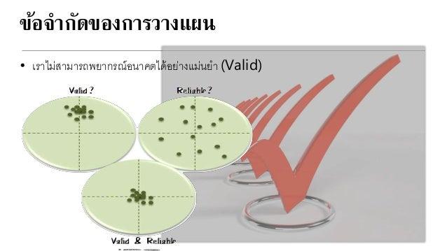 ข้อจำกัดของกำรวำงแผน • กรณีฉุกเฉิน..แผนอาจไม่รองรดบ -- การบริหารความเสี่ยง (Risk management) & แผนฉุกเฉิน (Contingency pla...