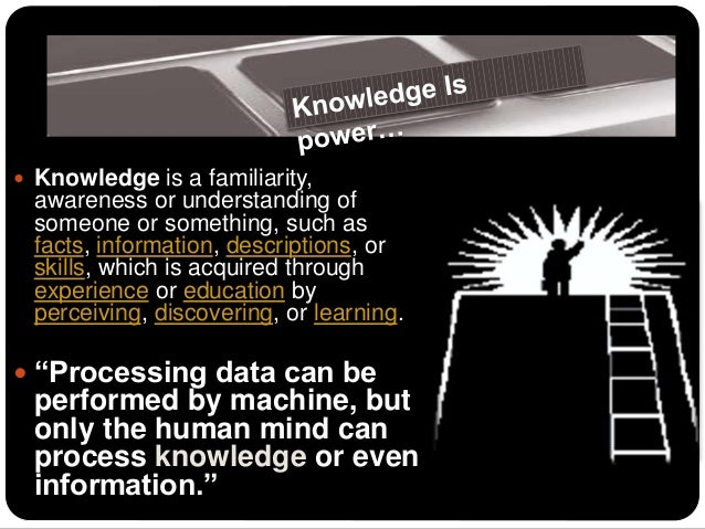 Knowledge Repository and Knowledge Management Slide 2