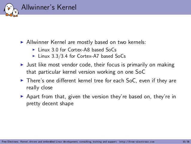 Kernel Recipes 2014 - Supporting a new ARM platform: the