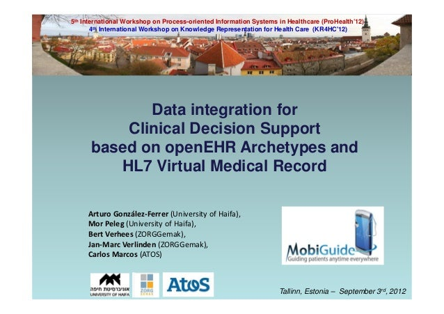 5th International Workshop on Process-oriented Information Systems in Healthcare (ProHealth'12)       4th International Wo...