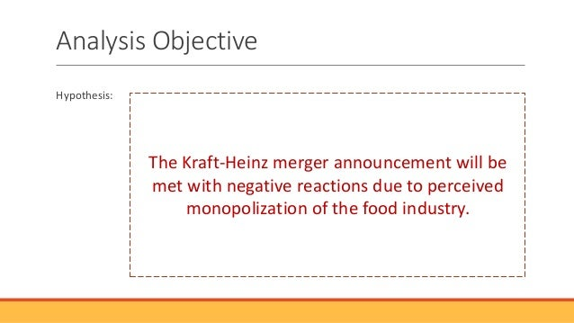 kraft analysis Published: thu, 11 may 2017 kraft foods inc, the world's second-largest food company, said second-quarter profit increased as improved performance in europe and emerging markets offset weaker-than-expected sales in north america (bloomberg, 2010.