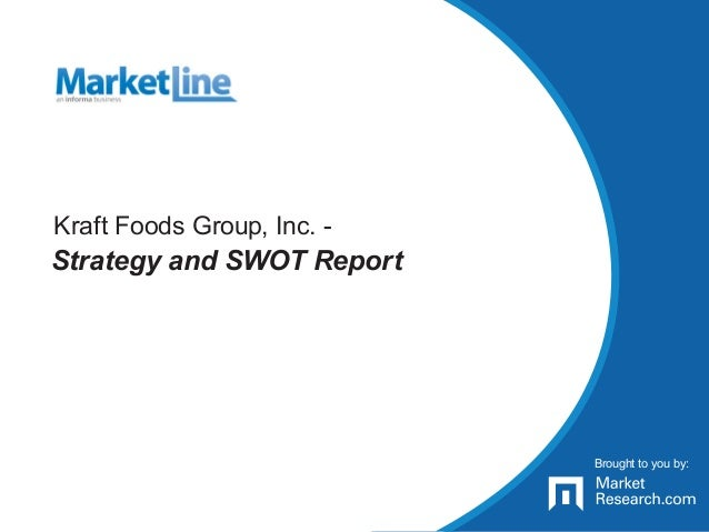 external analysis of kraft foods Kraft foods uk case study - ask our subject experts to answer your questions in   kraft foods uk swot analysis - marketing assignment & essay help.