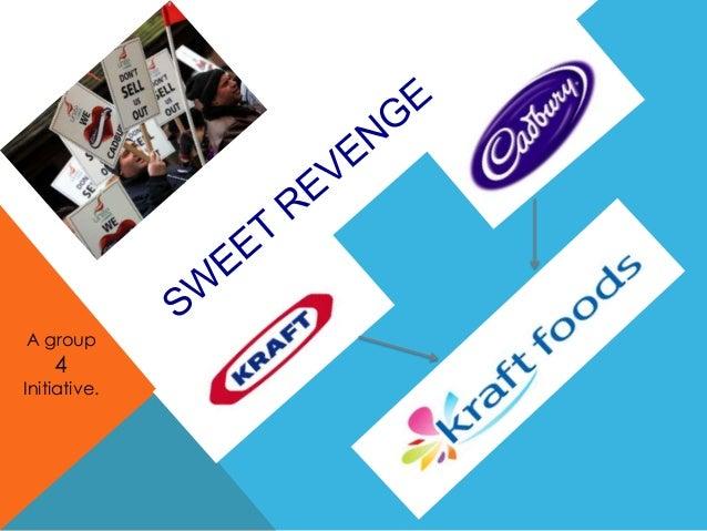 analysis of the kraft food cadbury