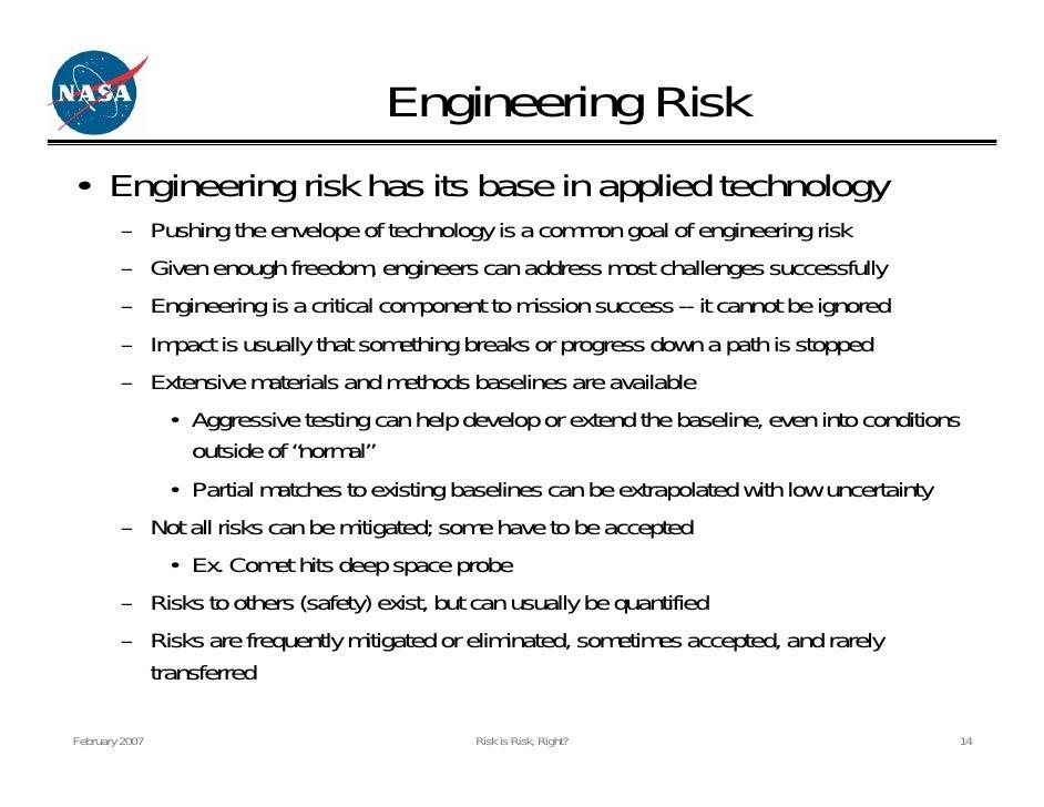 Risk Register Development