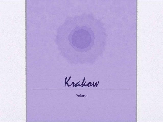KrakowPoland