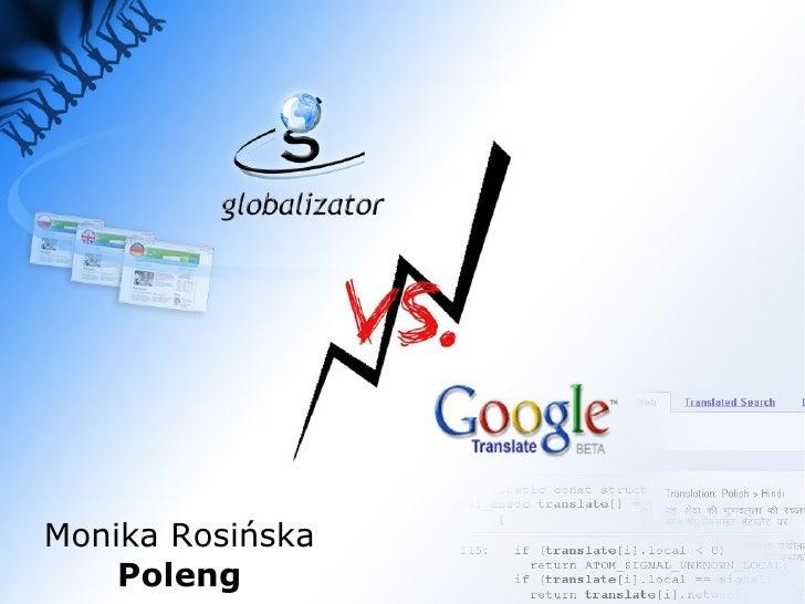 Monika Rosińska Poleng