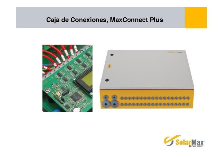 Caja de Conexiones, MaxConnect Plus