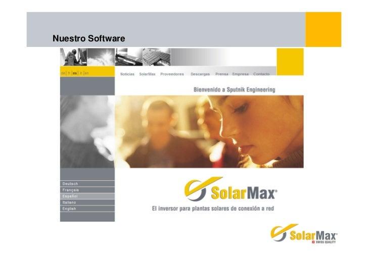 Nuestro Software