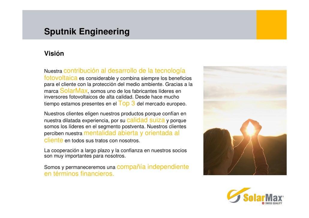 Tecnologia de inversores SolarMax Slide 2