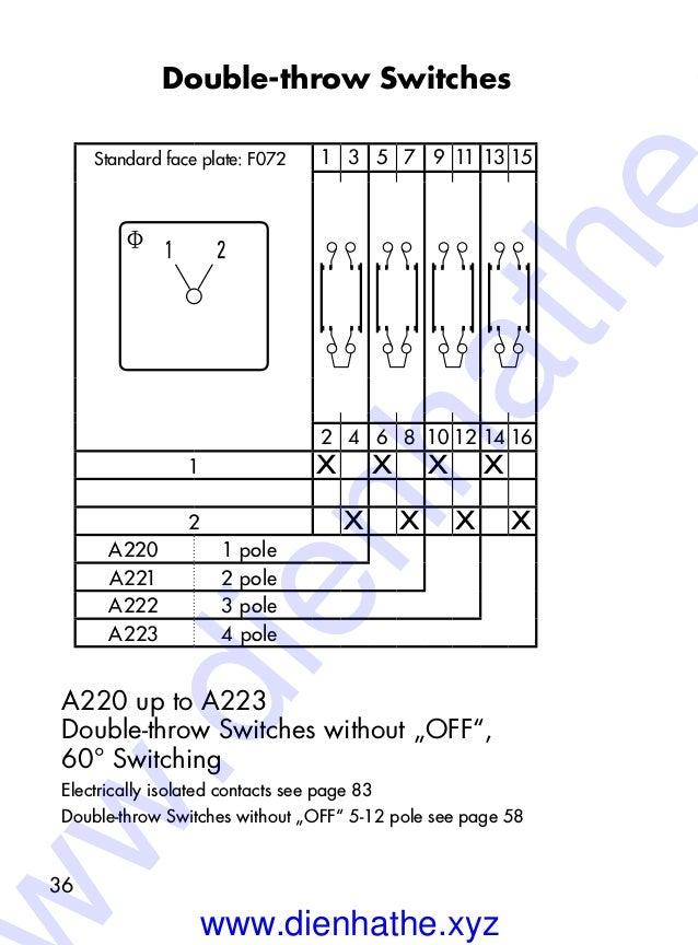 kraus \u0026amp; naimer switch wiring diagrams pocketbook 2016