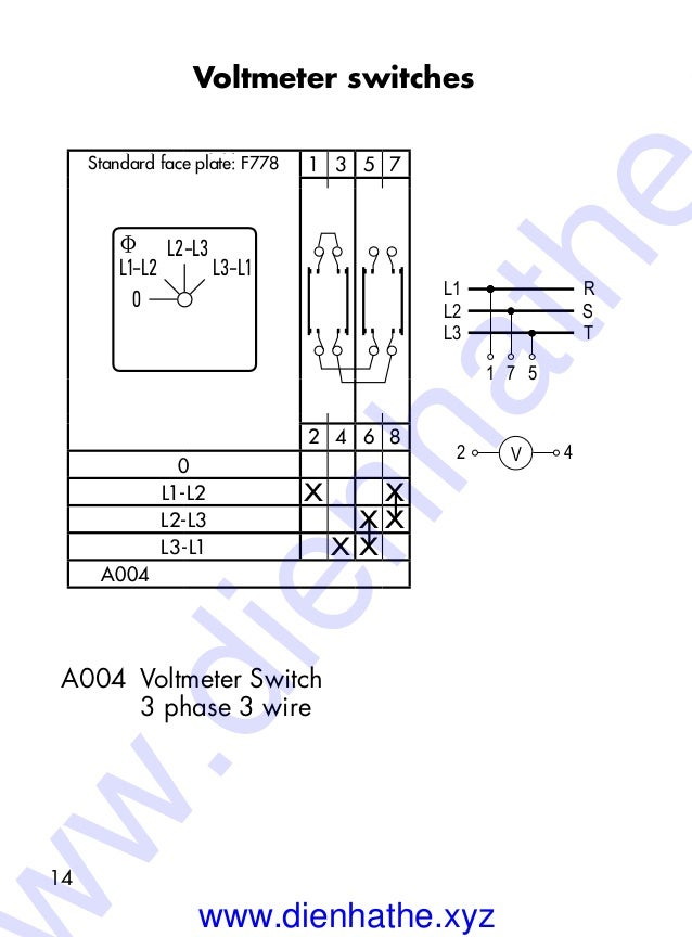 Kraus & naimer switch wiring diagrams pocketbook 2016 ... on