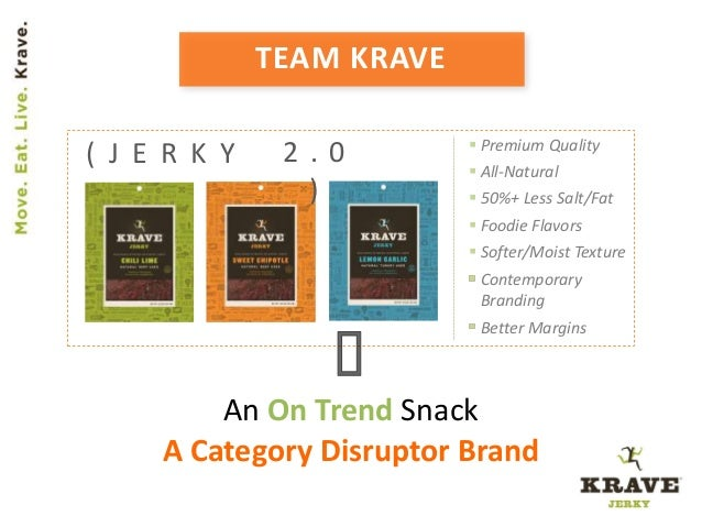 An On Trend Snack A Category Disruptor Brand  Premium Quality  All-Natural  50%+ Less Salt/Fat  Foodie Flavors  Softe...