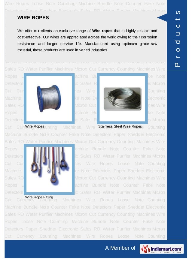 Kray Group, Mumbai, Industrial Machines Slide 3