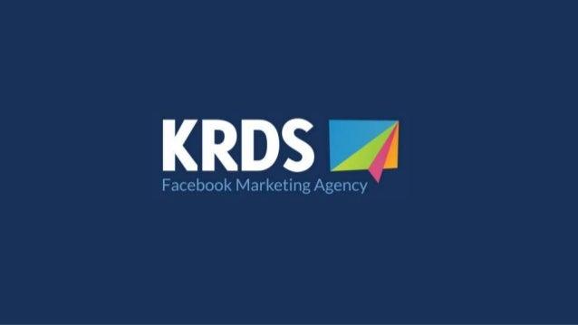 Communiqué de presse Facebook - 24/01/2012« KRDS, leader enFrance du marketingsur Facebook »« Leader en France dumarketing...