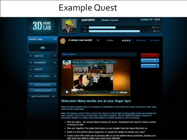 Example Quest