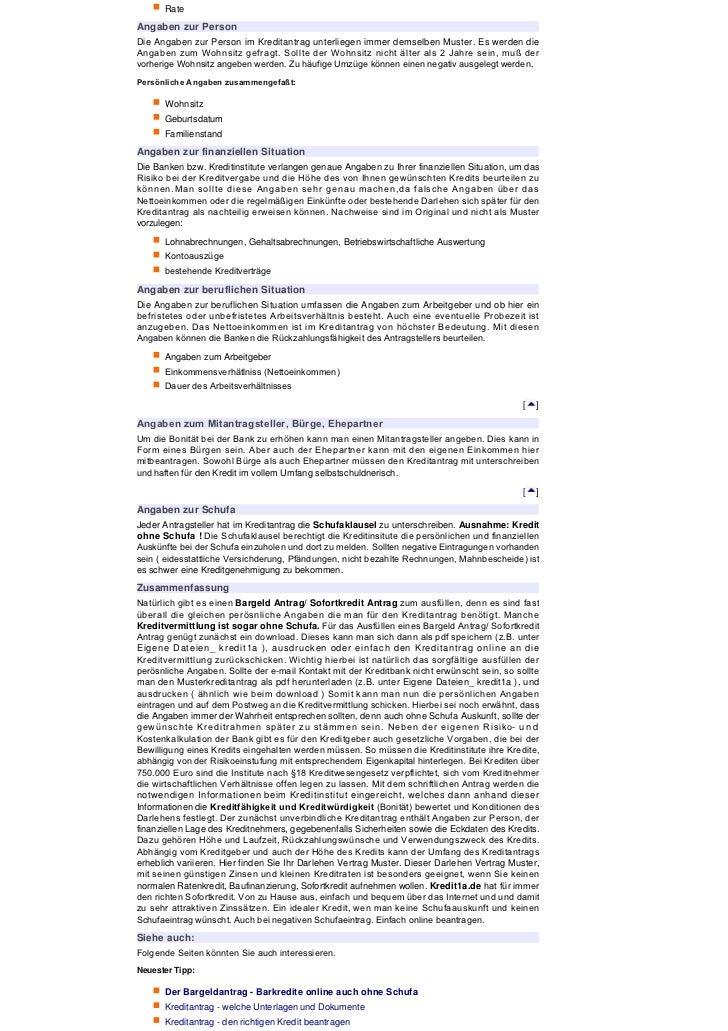 Gemütlich Einfaches Darlehen Dokument Vorlage Zeitgenössisch ...