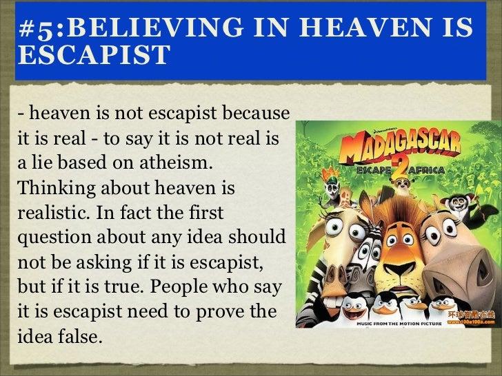 Apologetics Kreeft Chapter 12 Heaven Hell