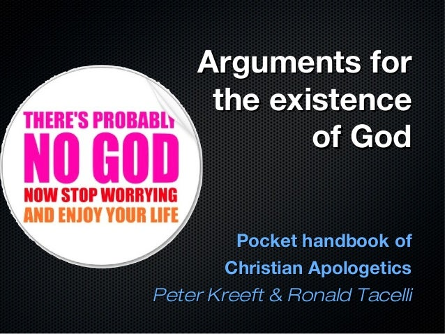 the design argument for the existence of In this section you will find arguments of many different kinds for the existence of god and we make to you, the reader, an initial appeal we realize that many people, both believers and nonbelievers, doubt that god's existence can be demonstrated or even argued about.