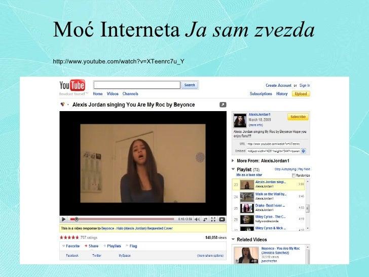 Kreiranje i deljenje sadržaja na Internetu Slide 2