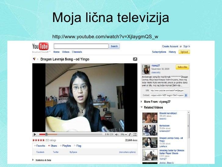 Kreiranje i deljenje sadržaja na Internetu Slide 3