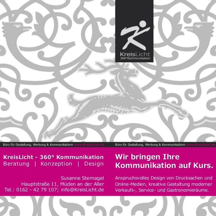 4                                                              1Büro für Gestaltung, Werbung & Kommunikatiorn www.KreisLic...