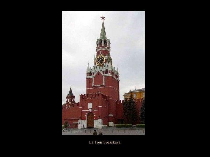 La Tour Spasskaya
