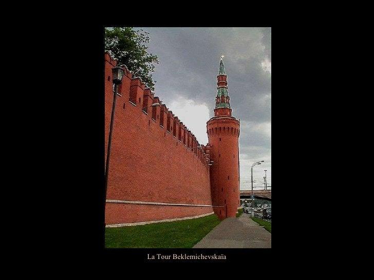 La Tour Beklemichevskaïa