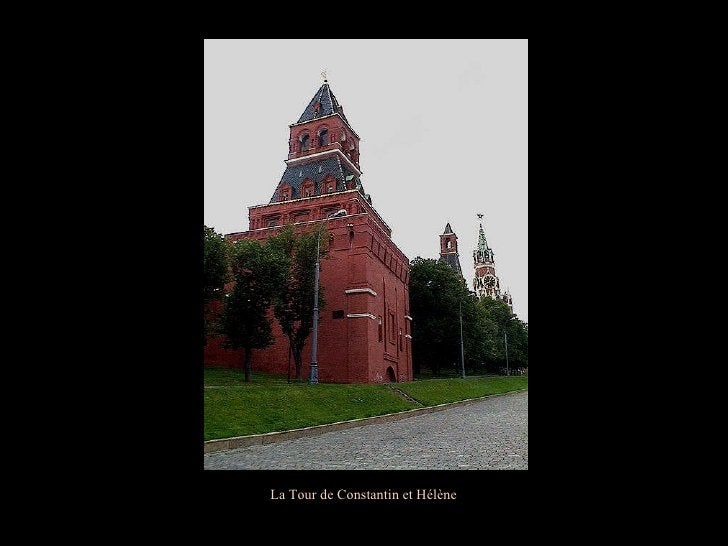 La Tour de Constantin et Hélène